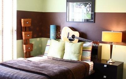 Design Ideas for a Teen Boy's Room