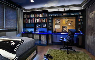 How to Design Your Teenage Son's Bedroom