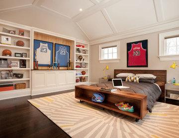 Teen Boy's Room