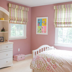 contemporary kids by Nanette Baker of Interiors by Nanette
