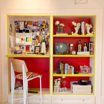 Teen Only Hang Out Room by Em Design Interiors