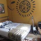 Industrial Edgy Teen Bedroom