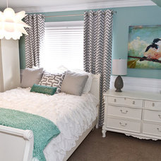 Contemporary Kids by Karen Spiritoso Home Designs By Karen