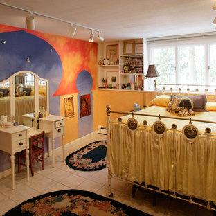 Teen's Moroccan Style Bedroom