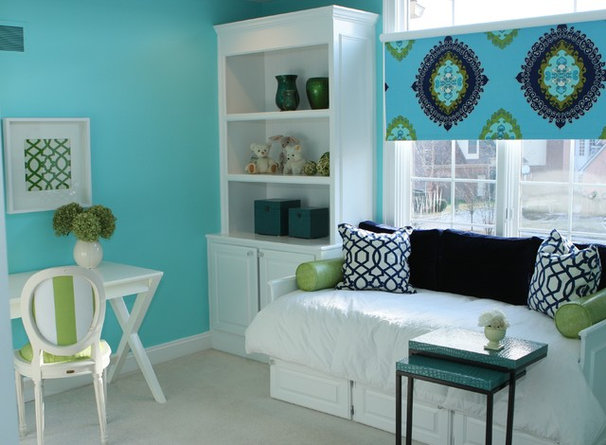 Contemporary Kids by Lark Interior Design