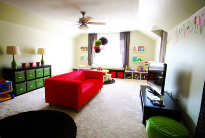 Contemporary Kids Teen Space 1