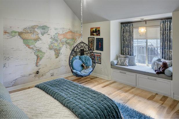 Clásico renovado Dormitorio infantil by Smart Interiors
