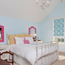 Transitional Kids by BR Interior Designs