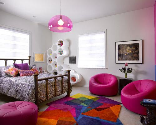 Houzz Bedrooms For Girls: Teenage Girls Bedroom Home Design Ideas, Pictures, Remodel