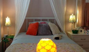 Teenage Girl's Late 60's vintage bedroom