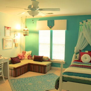 Example of a classic kids' room design in New Orleans