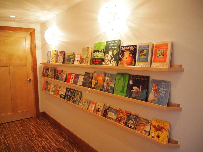 Church library ideas