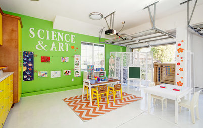 Room of the Day: Art and Science Room Proves Grandmas Are the Best
