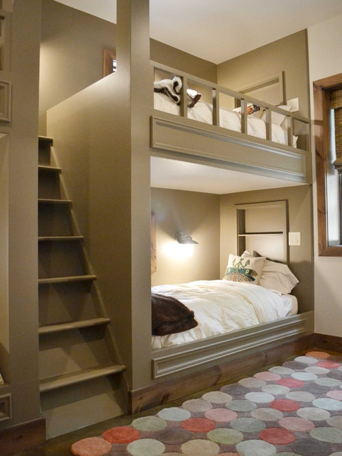 built in bunk beds built in bunk beds ideas pictures remodel and decor 13030