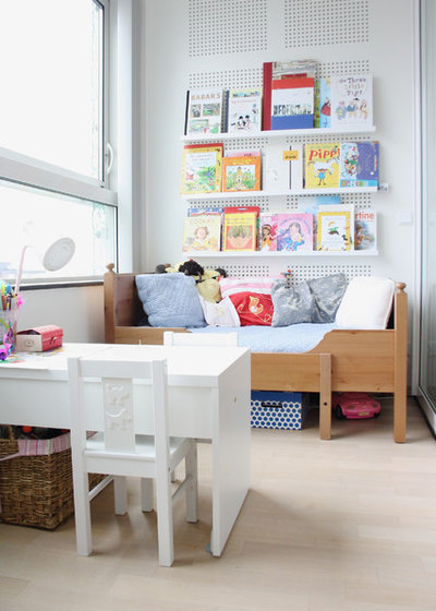 Classique Chic Chambre d'Enfant by Holly Marder