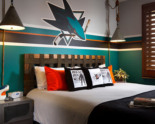 Hockey Lockers Home Design Ideas, Pictures, Remodel And Decor