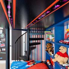 Contemporary Kids by Staci Ruiz Lighting Consultant