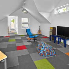Contemporary Kids by Effect Home Builders Ltd.