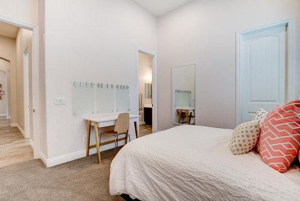 Atrevete Con El Color Beige Para Decorar Un Dormitorio Juvenil - Dormitorios-beige
