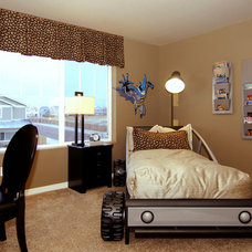 Eclectic Kids by Reunion Homes