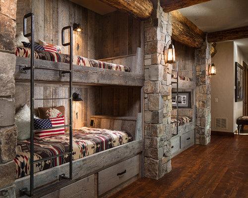 75 Rustic Kids Room Ideas Explore Designs