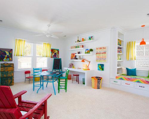 Chambre d 39 enfant coin lecture photos et id es d co de - Coin lecture chambre enfant ...