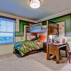 Eclectic Kids by Oakwood Homes