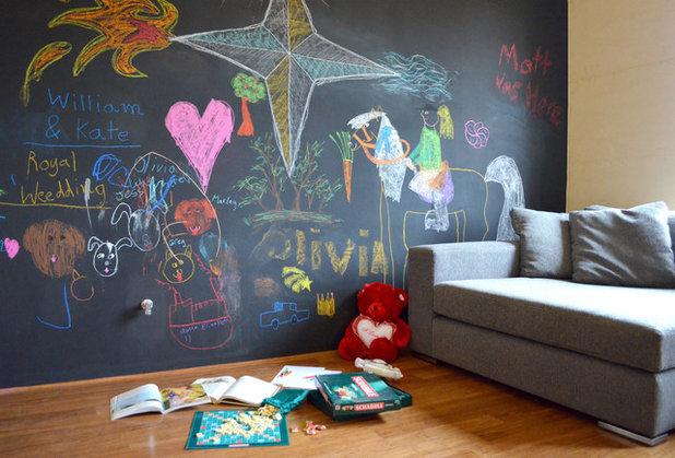Habitaciones infantiles: Paredes que dan rienda suelta a su ...