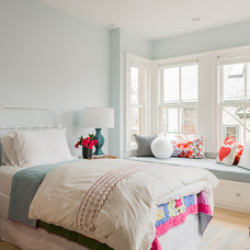 Transitional Kids by Terrat Elms Interior Design