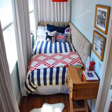 Tiny Bedroom Nook