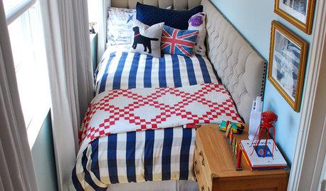 狭いベッドルームを快適にする8つのアイデア