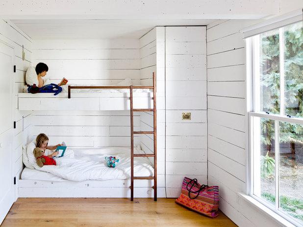 Dormitorios con literas: Juega con la altura para maximizar el espacio