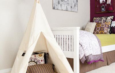 Kids' Room Ideas: 9 Hip Hideaways Your Children Will Love