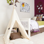 San Anselmo Play Room Rustic Kids San Francisco By