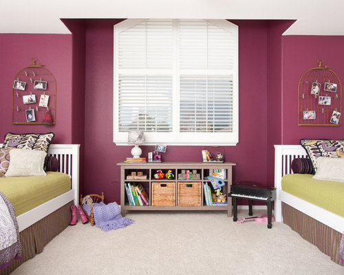 Raspberry Bedroom Ideas: Raspberry Walls Ideas, Pictures, Remodel And Decor