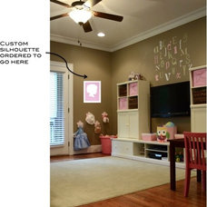 Traditional Kids by Harkness Interiors, LLC