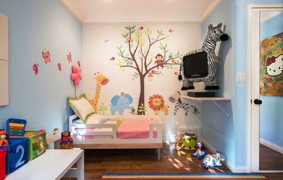 10 Winning Themes for Kids' Rooms