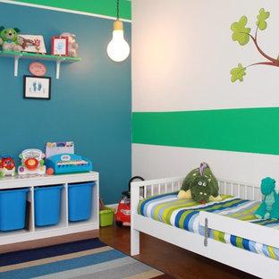 Modernes Kinderzimmer in Los Angeles