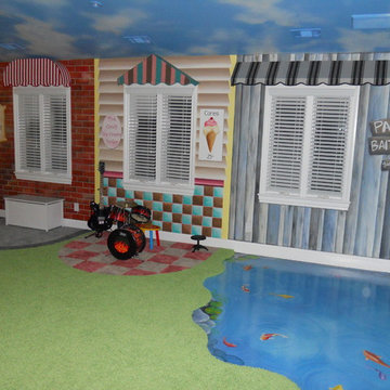 Toy Room Project