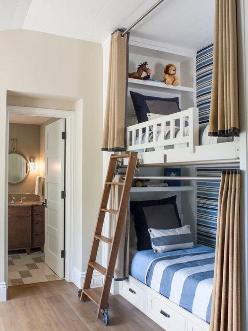 Simple Neutral Boys Room