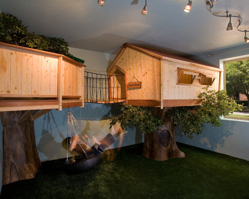 Exceptional Example Of A Mid Sized Classic Boy Carpeted Kidsu0027 Room Design In Phoenix  With
