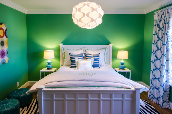 Traditional Kids by Evars + Anderson Interior Design