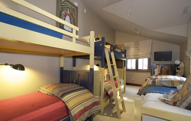 Ideal Traditional Kids Traditional Kids Bunk beds