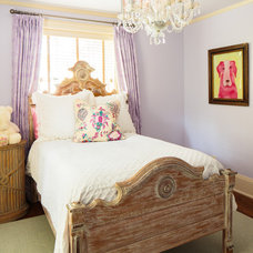 Traditional Kids by Todd Richesin Interiors