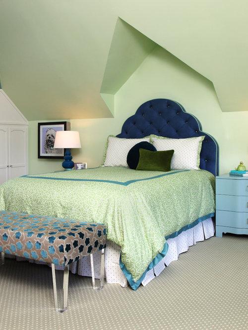 Teal and green tween girls room ideas pictures remodel - Tween girl room decor ...