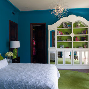 Example of a tuscan teen room design in Phoenix