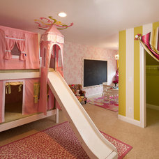 Traditional Kids by Reusch Interior Design