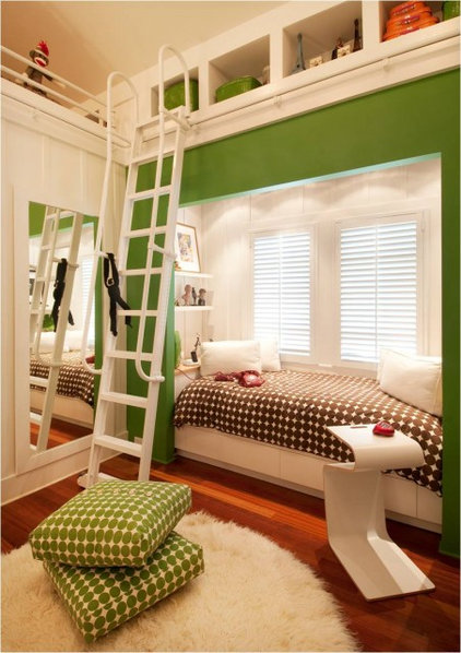 Transitional Kids by Philpotts Interiors