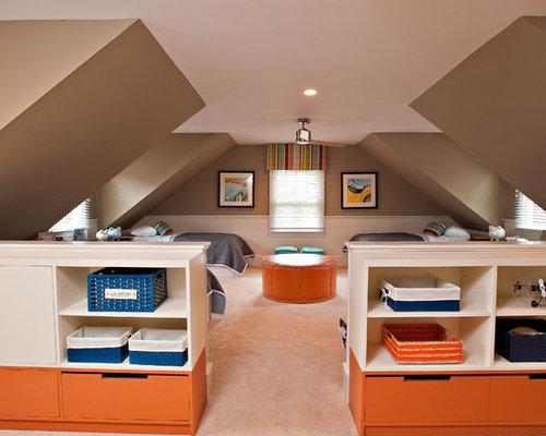 Bonus room over garage home design ideas pictures for Bonus room bedroom ideas