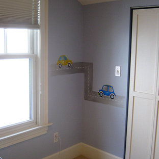 Example of a classic kids' room design in St Louis